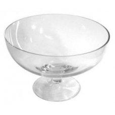 Стеклянная ваза для фруктов Неман d=200мм, h=155мм