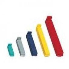 Клипса для пакетов синяя Linden L=8см