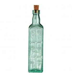 Бутылка для масла с пробкой Fiori Bormioli Rocco 500мл, Артикул: 630230, Производитель: Bormioli Rocco (Италия)